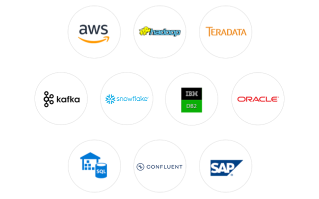 Universal sources, targets and platforms