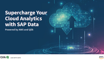 Supercharge Your Cloud Analytics With SAP Data
