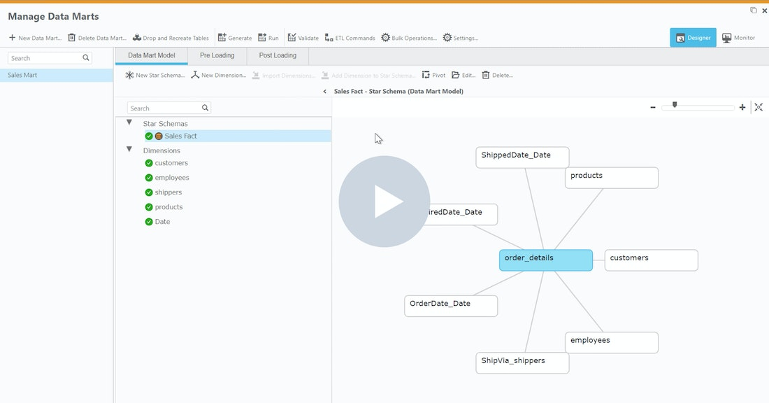 Click on this image to watch the Agile Data Warehouse Automation Video