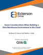 Seven Considerations when building a Data Warehouse in the Cloud