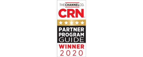 Qlik - CRN Partner Program Guide Winner 2019